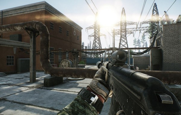 Getting commenced in Escape From Tarkov