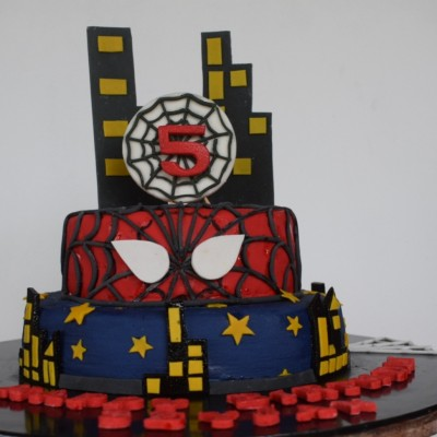 Birthday cake  spiderman theamed Profile Picture