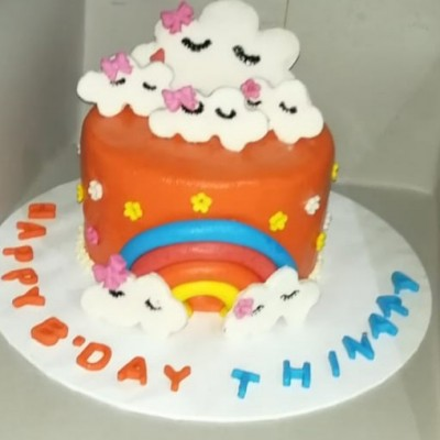 Cake with clouds Profile Picture