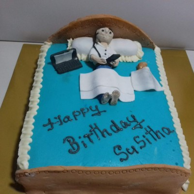 Special requested Birthday cake Profile Picture