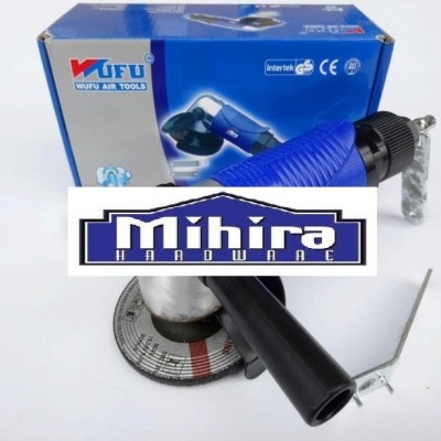 """Air Angle Grinder 4"""" WUFU WFG 2219 Pneumatic - Mihira Hardware Profile Picture"""