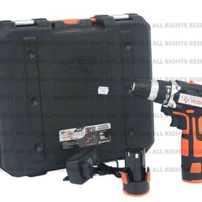 Battery powered cordless drill with 103 pcs tool kit - HUGO TK-5110 Profile Picture
