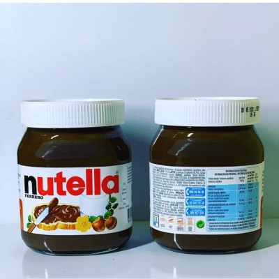 High quality yummy nuttella chocolate spread Profile Picture