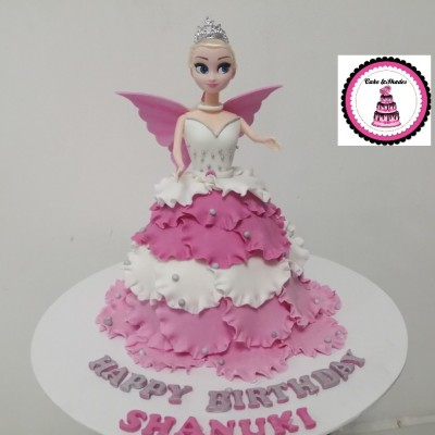 Fairy theamed birthday cake Profile Picture