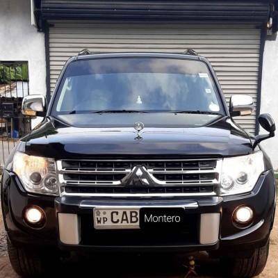 2014 Mitsubishi Montero V98 For sale Profile Picture