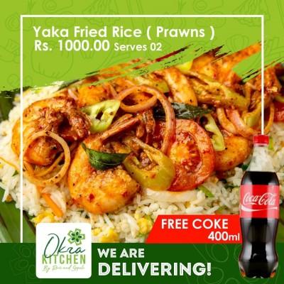 Okra Kitchen Yaka fried Rice Profile Picture