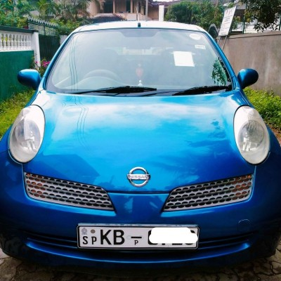 2006 Nissan march For sale Profile Picture