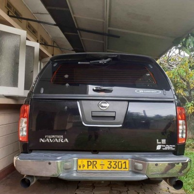 Nissan frontier navara For sale Profile Picture