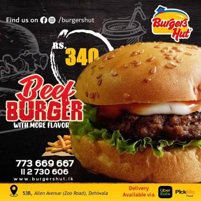 Burger S Hut Beef Burger Profile Picture