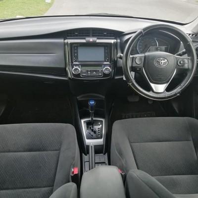 2015 Toyota Axio Hybrid G Grade For sale Profile Picture