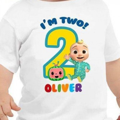 Printed T-shirts for your kids Profile Picture