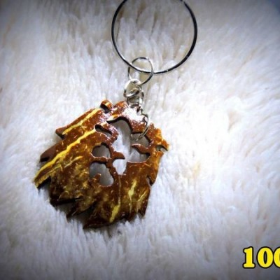 Coconut  shell keytags Profile Picture