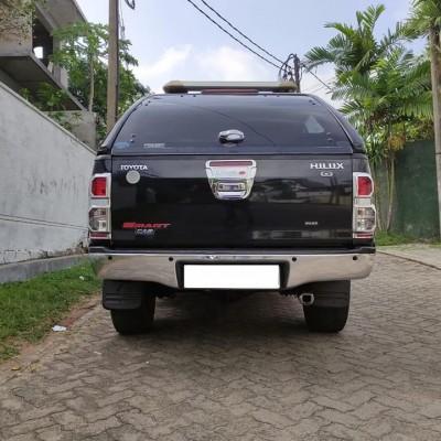 2010 Toyota Hilux Vigo Smart Cab for sale Profile Picture