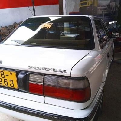 1991 Corolla EE 90 For sale Profile Picture