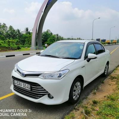 Toyota Axio car for Sale Profile Picture