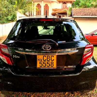 2016 TOYOTA VITZ KSP 130 SAFETY  FOR SALE Profile Picture