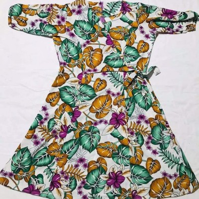 Floral Printed Short Dress Profile Picture
