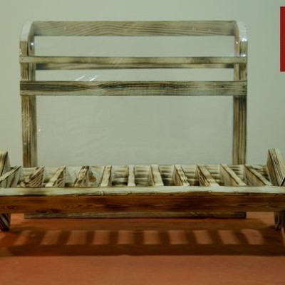 Wooden Spice rack and Plates Rack Profile Picture