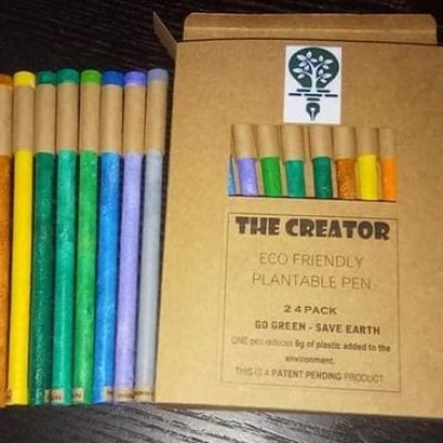 Eco Friendly  Hand Made Pen Profile Picture