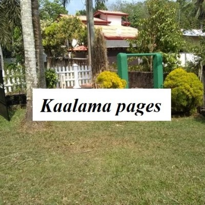 Land with Summer House for Sale in Poruwadanda, Horana Profile Picture