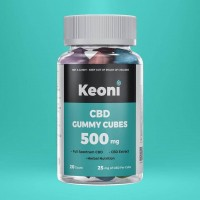 Keoni CBD Gummy Cubes Profile Picture