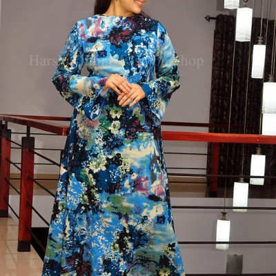 Ladies Long Frock Profile Picture