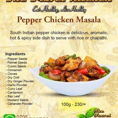 Pepper Chicken Masala Profile Picture