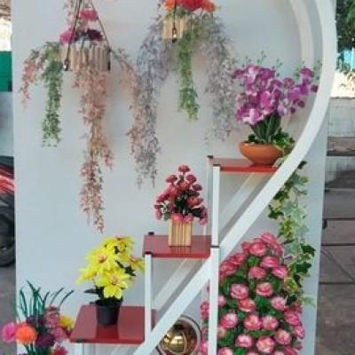 FLOWER  POT HOLDER WORKS Profile Picture