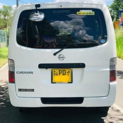2006 Nissan Caravan Flatroop For Sale Profile Picture