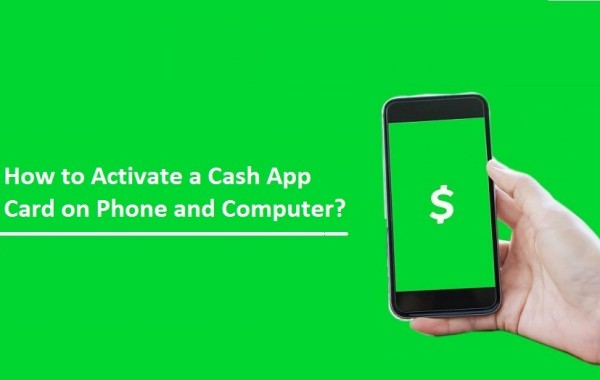 How to Activate a Cash App Card on Phone and Computer?