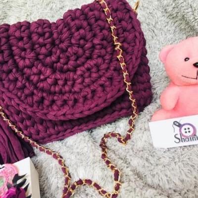 Crochet Bag Profile Picture