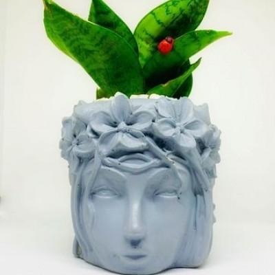 Angel face mini plant pots Profile Picture