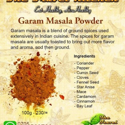 Garam Masala Powder Profile Picture