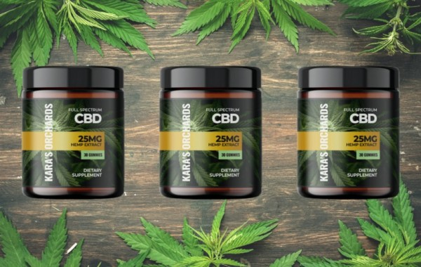 Kara's Orchards CBD Gummies [Latest Update 2021]: Is IT Scam Or Real?