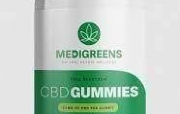 Medigreen CBD Gummies: Reviews, Does It Works (Tested) Price & Buy!