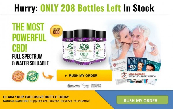 Natures Gold CBD- Nature's Gold CBD Gummies Reviews: Relieves Anxiety, Stress, Chronic Pain and More.