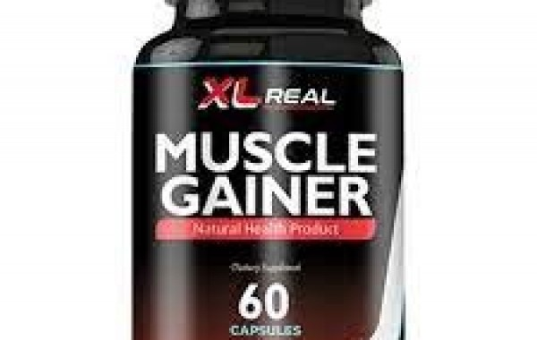 XL Real Muscle Gainer(Reviews) || 100% Clinically Proven | Benefits |
