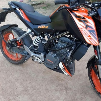 KTM 125 ABS for Sale Profile Picture