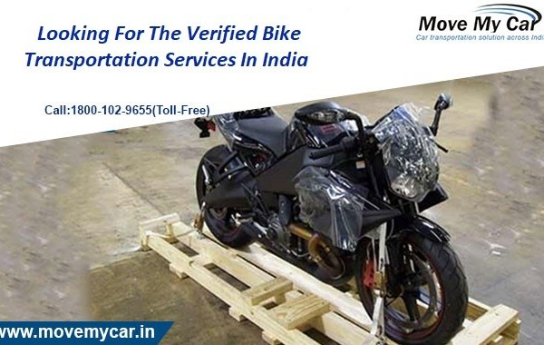 What Qualities Should You Look For When Choosing A Bike Transportation Services In India?