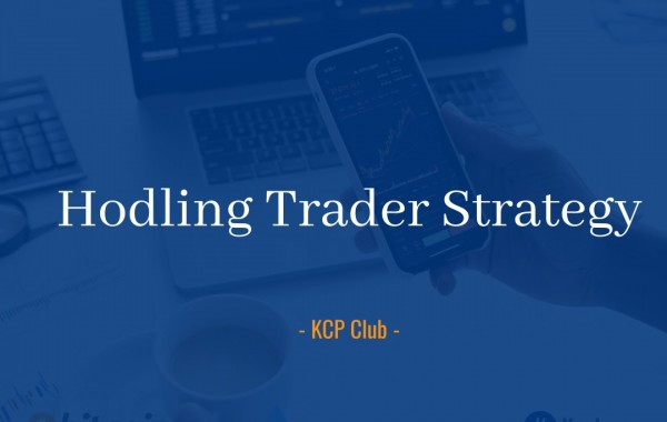 Hodling Trader Strategy (Cryptocurrency)