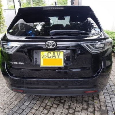 Toyota Harrier For Sale In Kadawatha Profile Picture