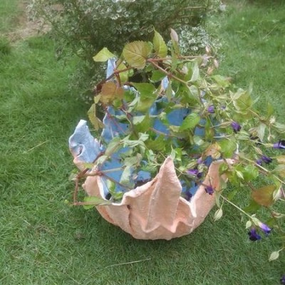 Home-Made Flower pots Profile Picture