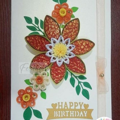 100% Handmade Birthday Cards Profile Picture