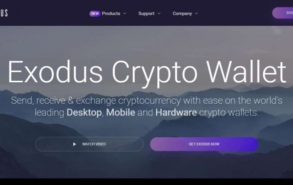 History of Exodus Wallet and what are it's advantages?